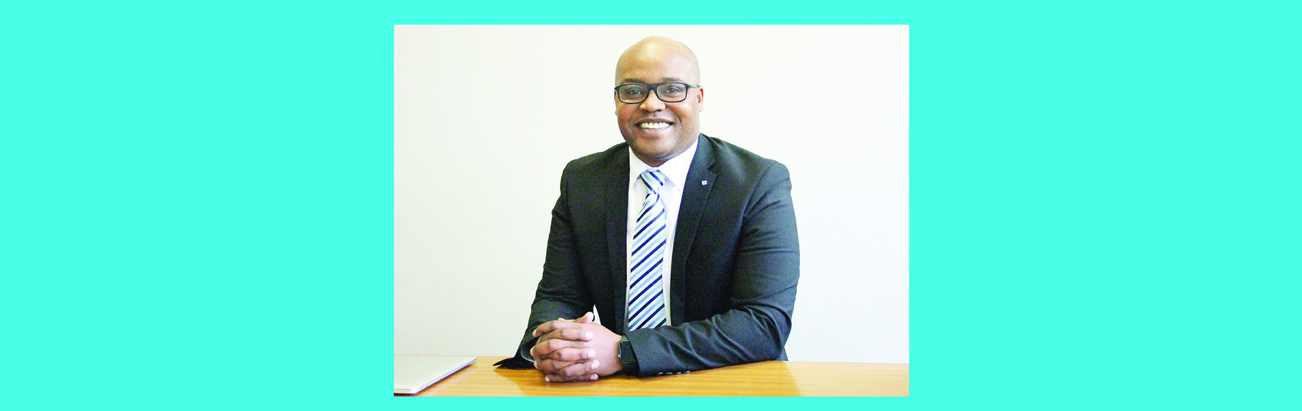 Christo Nicholls holder of new Stellenbosch University Utility Solutions Research Chair