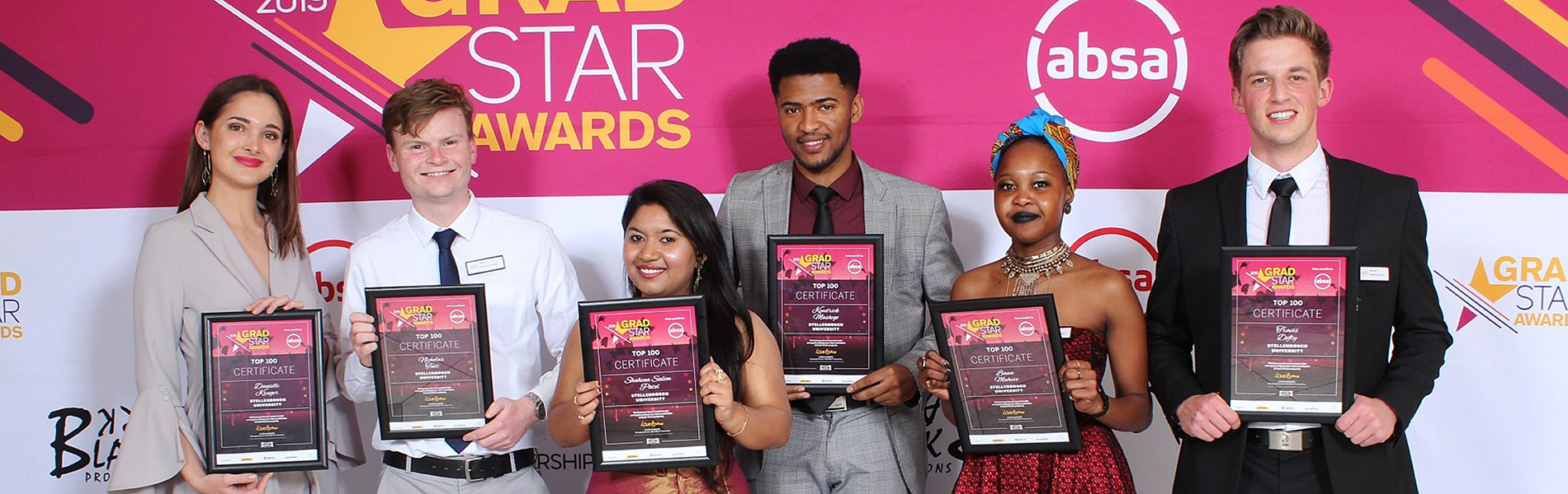 5 Maties Engineering students amongst GradStar Top 100 most employable students