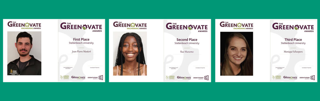 Greenovate Awards Competition