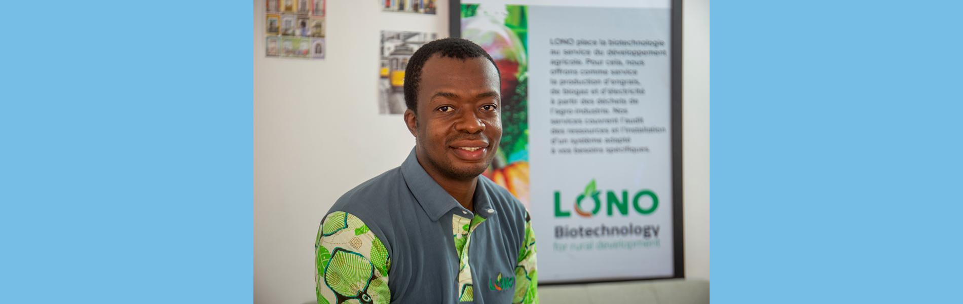 Alumnus wins prestigious engineering innovation prize