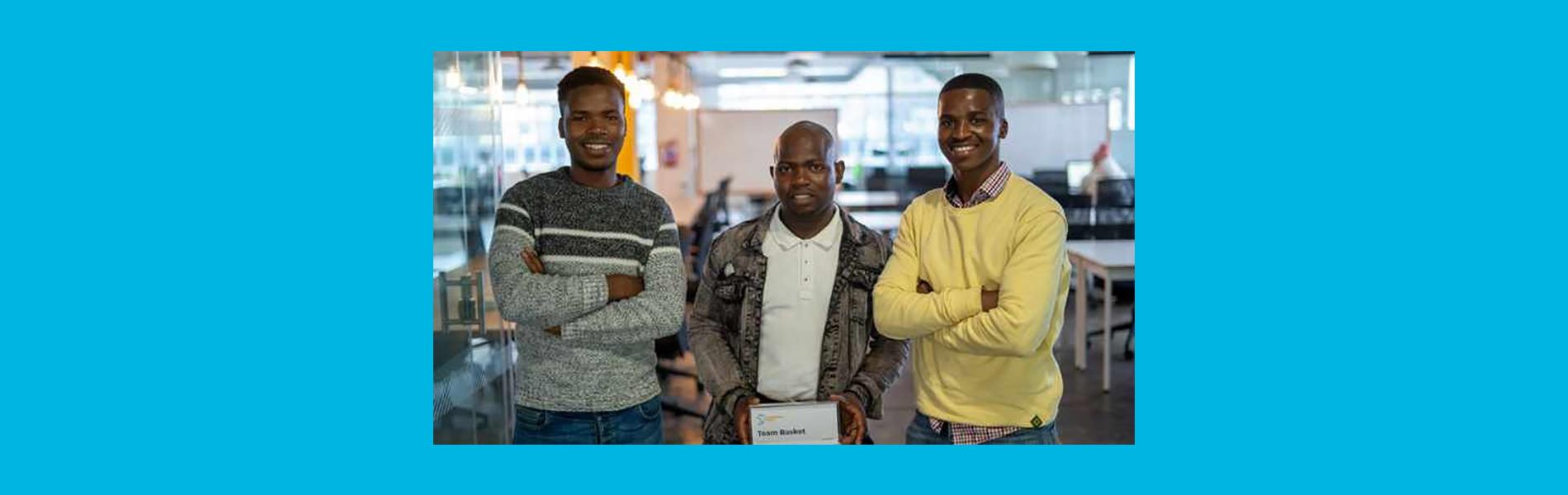 Student entrepreneurs set to launch app to help street vendors